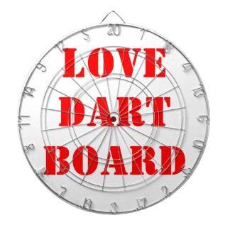 愛 ダーツボード