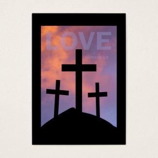 愛-ロマンの5:8地域カード/ 名刺