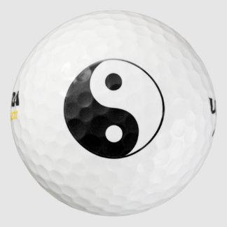 愛、平和、禅 ゴルフボール