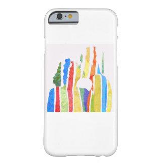 愛 BARELY THERE iPhone 6 ケース