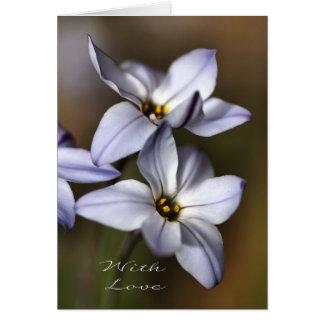 愛- Floriaと カード