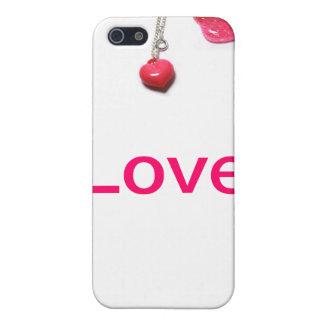 愛 iPhone 5 カバー