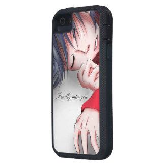 愛 iPhone 5 ケース