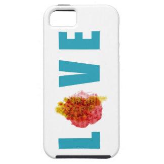 愛 iPhone 5 タフケース