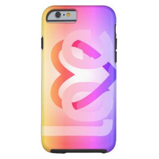 愛 iPhone 6 タフケース