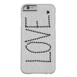 愛 iPhone 6 ベアリーゼアケース