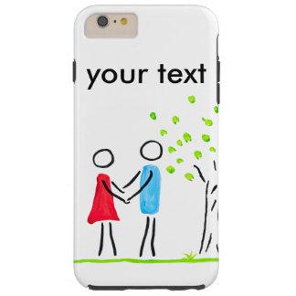 愛 TOUGH iPhone 6 PLUS ケース