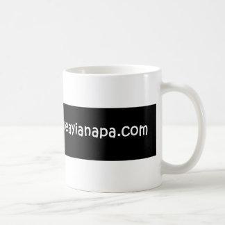 愛Ayia Napaのロゴ コーヒーマグカップ