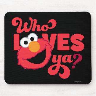 愛Elmo マウスパッド