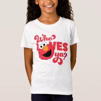 愛Elmo Tシャツ