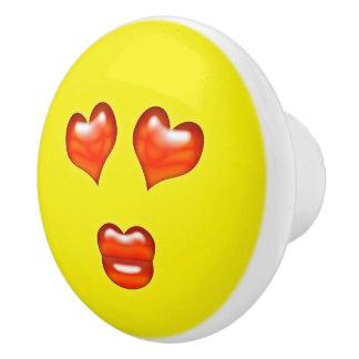 愛Emoji セラミックノブ