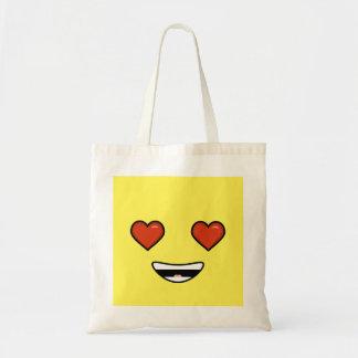 愛Emoji トートバッグ