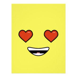 愛Emoji レターヘッド