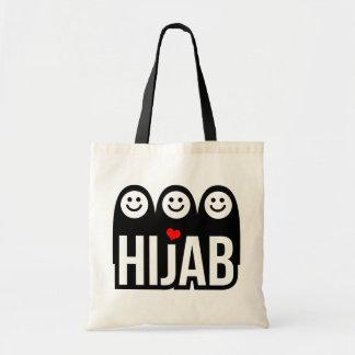 愛Hijab トートバッグ