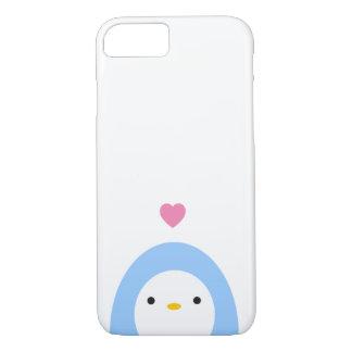 愛iPhone 7の場合のペンギン iPhone 8/7ケース