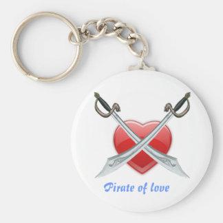 愛keychainの海賊 キーホルダー