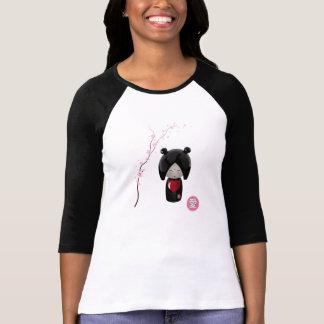 愛Kokeshiのワイシャツ Tシャツ