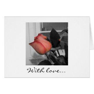 愛Notecardと カード