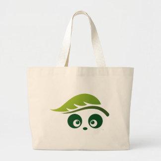 愛Panda®のジャンボトートバック ラージトートバッグ