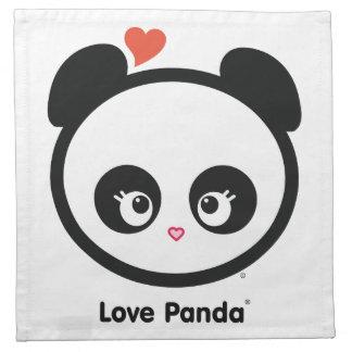 愛Panda®のナプキン ナプキンクロス