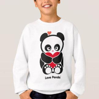 愛Panda®の服装 スウェットシャツ