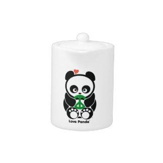 愛Panda®の茶ポット