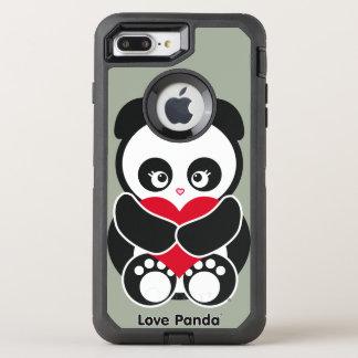 愛Panda® オッターボックスディフェンダーiPhone 8 Plus/7 Plusケース