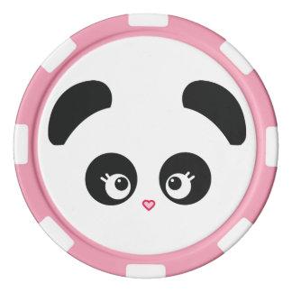 愛Panda® カジノチップ