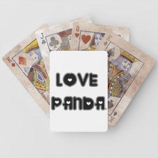 愛Panda® バイスクルトランプ