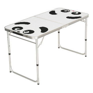 愛Panda® ビアポンテーブル