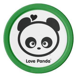 愛Panda® ポーカーチップ