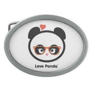 愛Panda® 卵形バックル