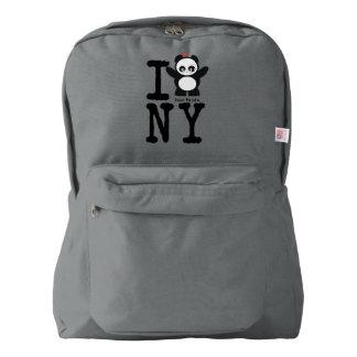 愛Panda® American Apparel™バックパック
