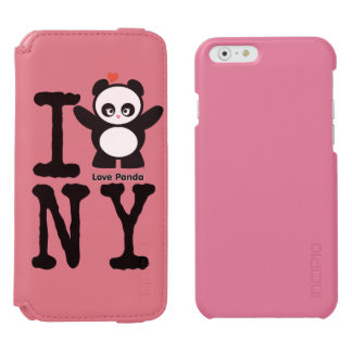 愛Panda® Incipio Watson™ iPhone 6 ウォレットケース