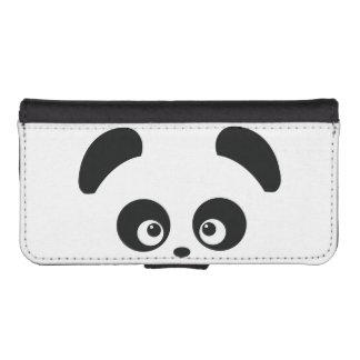 愛Panda® iPhoneSE/5/5sウォレットケース