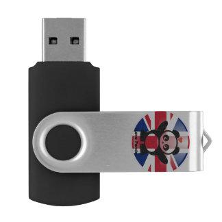 愛Panda® USBフラッシュドライブ