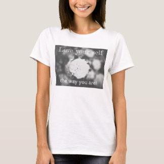 愛you'rの自己 tシャツ