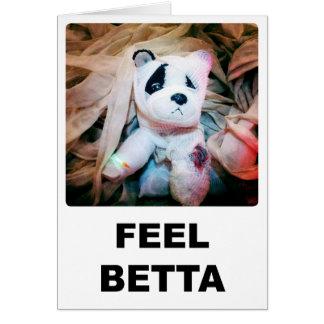 感じのBettaカード カード