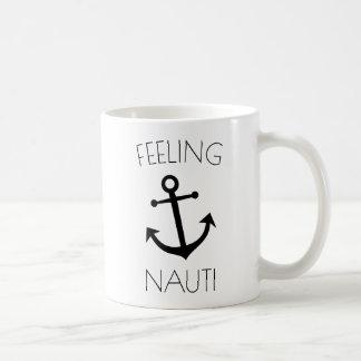 感じのNautiのおもしろマグカップ コーヒーマグカップ