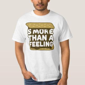 感じよりS'more Tシャツ