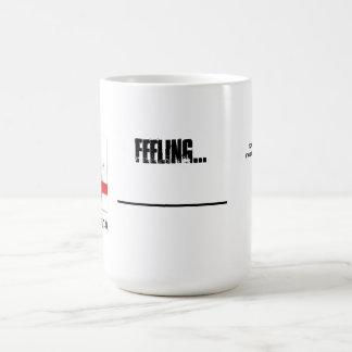 感じること… (マグ) コーヒーマグカップ