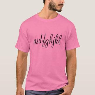 感じること Tシャツ