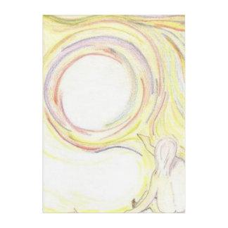 感動的なアクリルの壁の芸術のスピリチュアルの作成 アクリルウォールアート