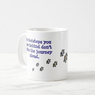 感動的なマグ-移動を保って下さい コーヒーマグカップ