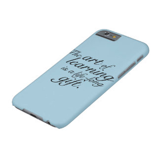 感動的な引用文のIPHONE6ケース iPhone 6 ベアリーゼアケース