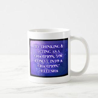 感動的な引用文及び断言のマグ コーヒーマグカップ