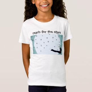 感動的な星および月のための範囲 Tシャツ