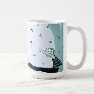 感動的な星のための範囲 コーヒーマグカップ