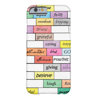 感動的な落書きのiPhone 6の場合の虹 iPhone 6 ベアリーゼアケース