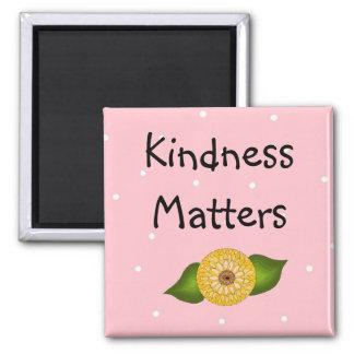 感動的な親切さの問題- マグネット